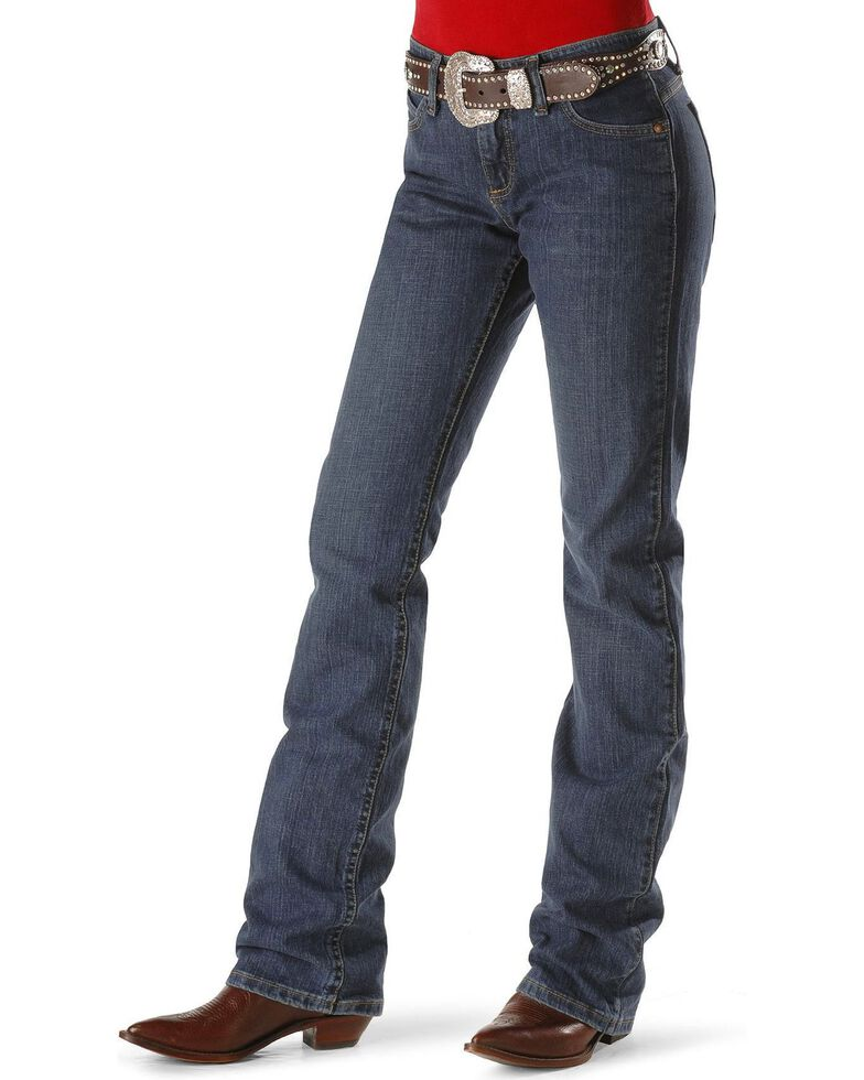 20b1ac94 Zoomed Image Wrangler Women's Tuff Buck Ultimate Riding Q-Baby Jeans , Tuff  Buck, hi-
