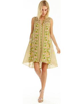 Aratta Women's Beige Better Then Anyone Dress , Beige/khaki, hi-res