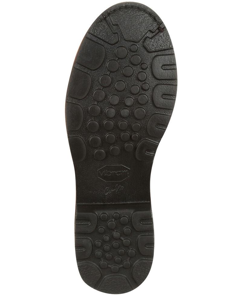Rocky Men's Great Falls Waterproof Snake Boots - Round Toe, Dark Brown, hi-res