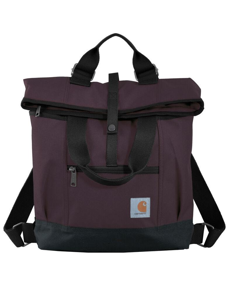 Carhartt Women's Wine Hybrid Backpack, Wine, hi-res
