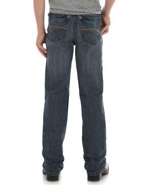 Wrangler 20X Boys' No.44 Odem Vintage Boot Jeans , Blue, hi-res