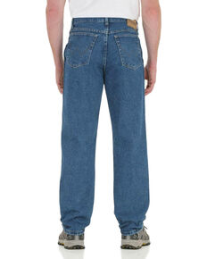 Wrangler Men's Rugged Wear Relaxed Fit Jeans , Indigo, hi-res