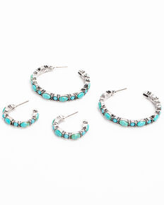 6e0174321aa67 Western Earrings: Horseshoe, Cross, Silver & More - Sheplers