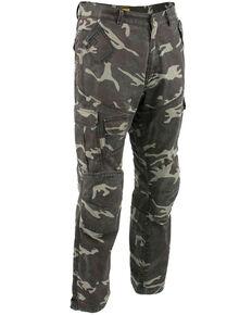 "Milwaukee Performance Men's 32"" Aramid Reinforced Camo Cargo Jeans, Camouflage, hi-res"