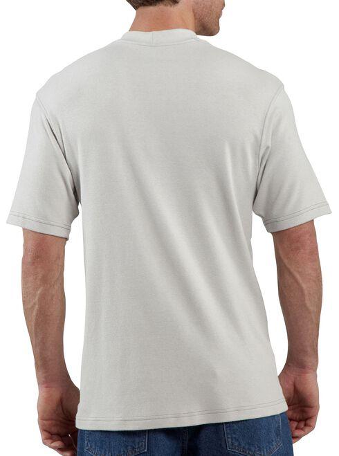 Carhartt Flame Resistant Short Sleeve T-Shirt - Big, Grey, hi-res