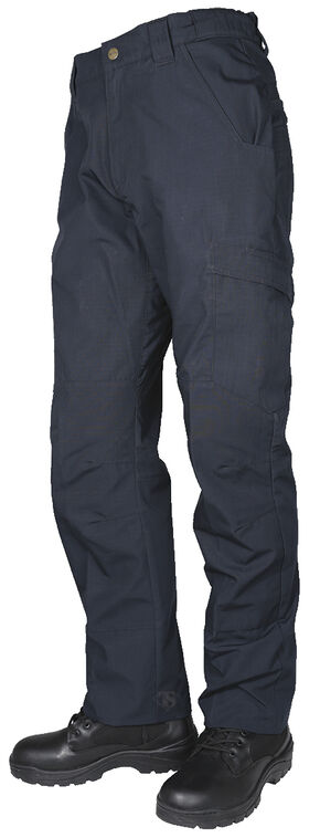 Tru-Spec Men's 24-7 Navy Vector Pants , Navy, hi-res