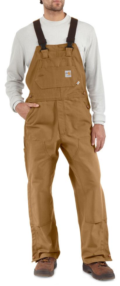 04d00801cb85 Carhartt Men s Flame-Resistant Duck Bib Overalls - Big   Tall