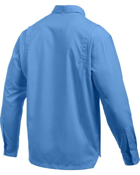 Under Armour Men's Tide Chaser Shirt , Blue, hi-res