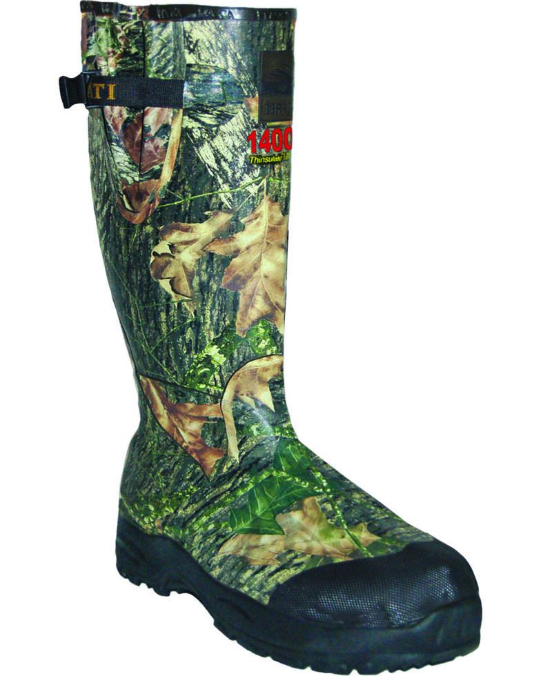 sale retailer d9e49 e051d Itasca Women's Swampwalker 1400 Rubber Boots - Round Toe