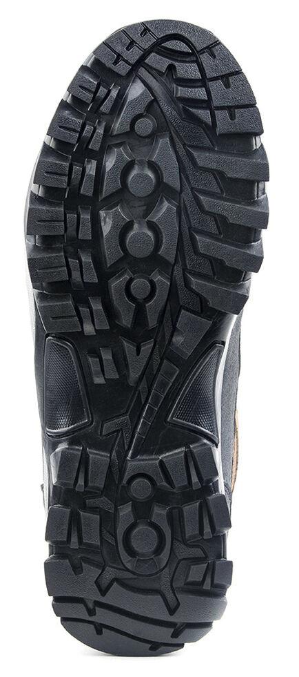 Dickies Men's Escape Work Boots - Steel Toe, Brown, hi-res
