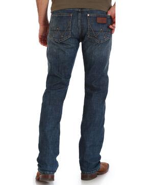 Wrangler Retro Men's Drummond Slim Fit Jeans - Big & Tall, Indigo, hi-res