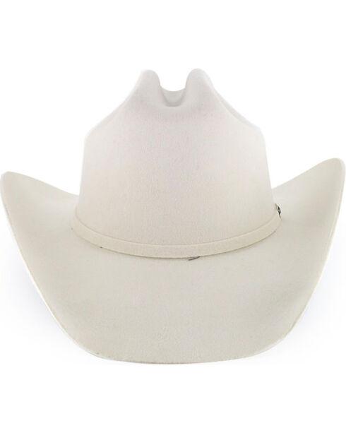 Moonshine Spirit 3X Wool Felt Moonshine Hat, White, hi-res