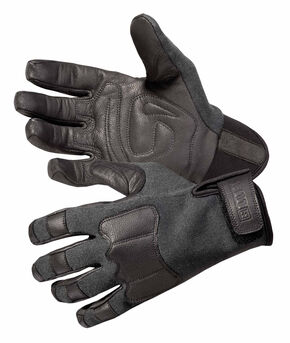 5.11 Tactical Tac AK2 Gloves, Black, hi-res