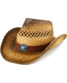 e8209b5605b85 Shyanne Women s Turquoise Concho Straw Hat.  58.99  49.99 Sale ...