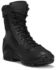 Belleville Men's TR Khyber Hot Weather Military Boots, Black, hi-res