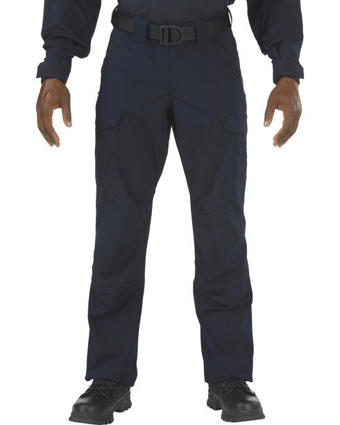 5.11 Tactical Stryke TDU Pants - Unhemmed - Big Sizes (46-54), Navy, hi-res