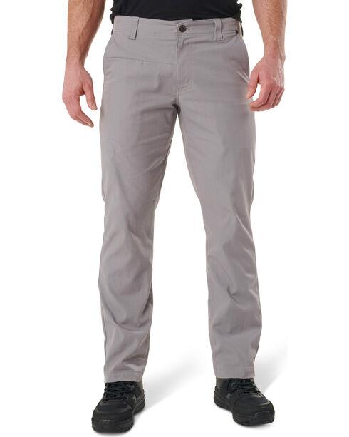 5.11 Tactical Men's Edge Chino Pants, Slate, hi-res