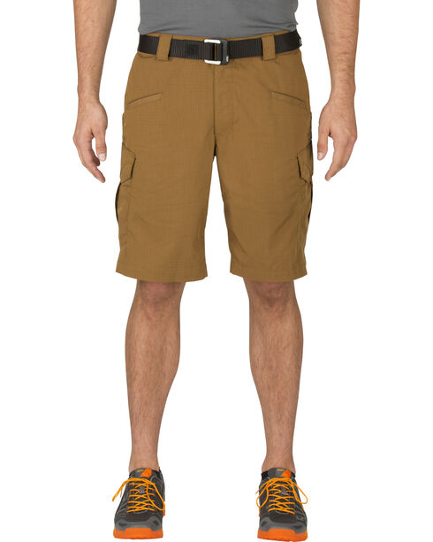 5.11 Tactical Men's Stryke™ Shorts , Brown, hi-res