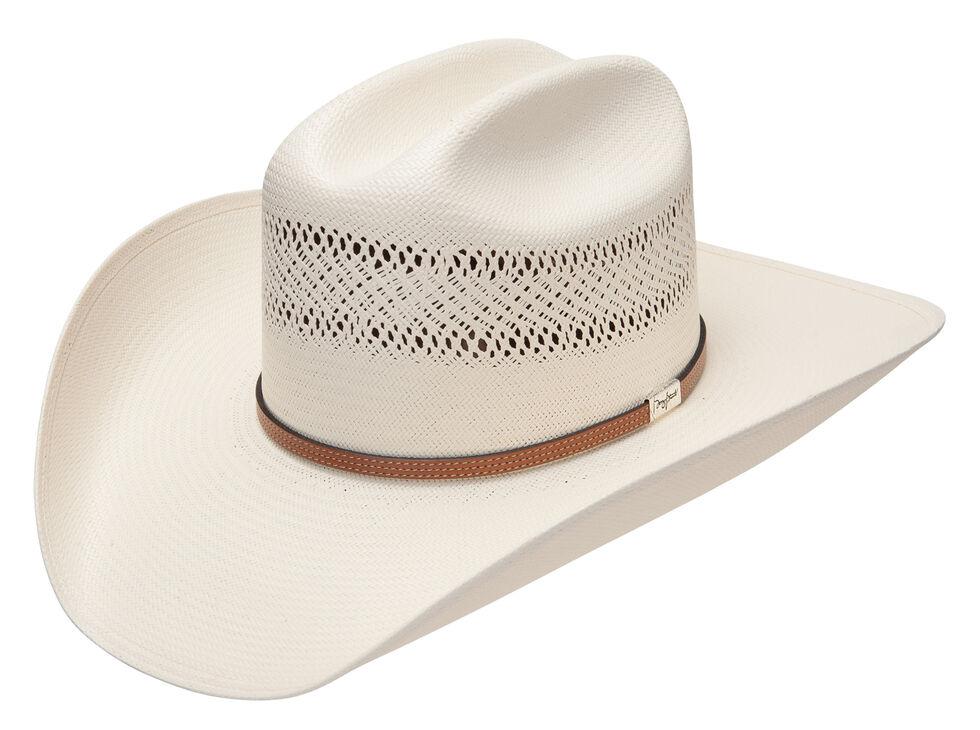 Resistol George Strait Colt 10X Straw Cowboy Hat, Natural, hi-res