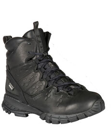 "5.11 Tactical Men's Waterproof 6"" Lace Up Boots, Black, hi-res"