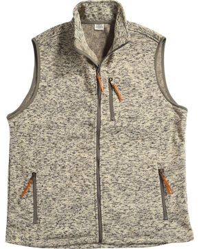 Cody James Men's Whipcrack Sweater Vest, Oatmeal, hi-res