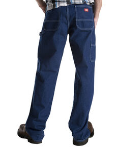 Dickies Rinsed Relaxed Carpenter Jeans - Big & Tall, Rinsed, hi-res