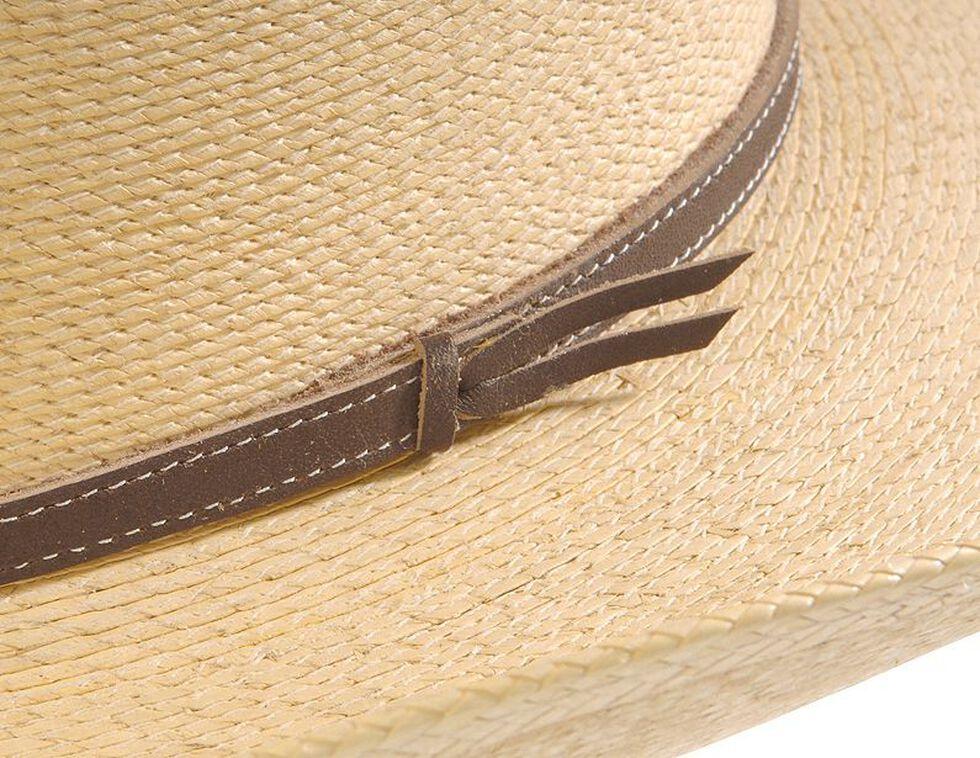 Infant's Palm Leaf Cowboy Hat, Natural, hi-res