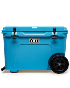 Yeti Coolers Tundra Haul Reef Blue Cooler , Bright Blue, hi-res