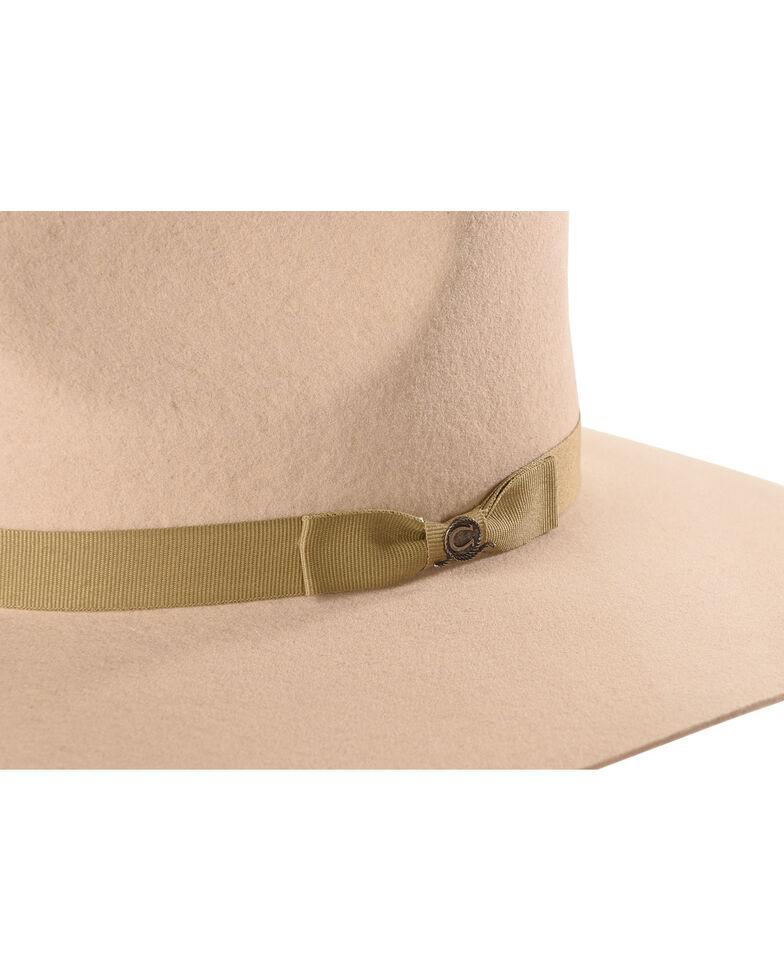 Charlie 1 Horse Women's Highway Springtime Felt Hat, Silverbelly, hi-res