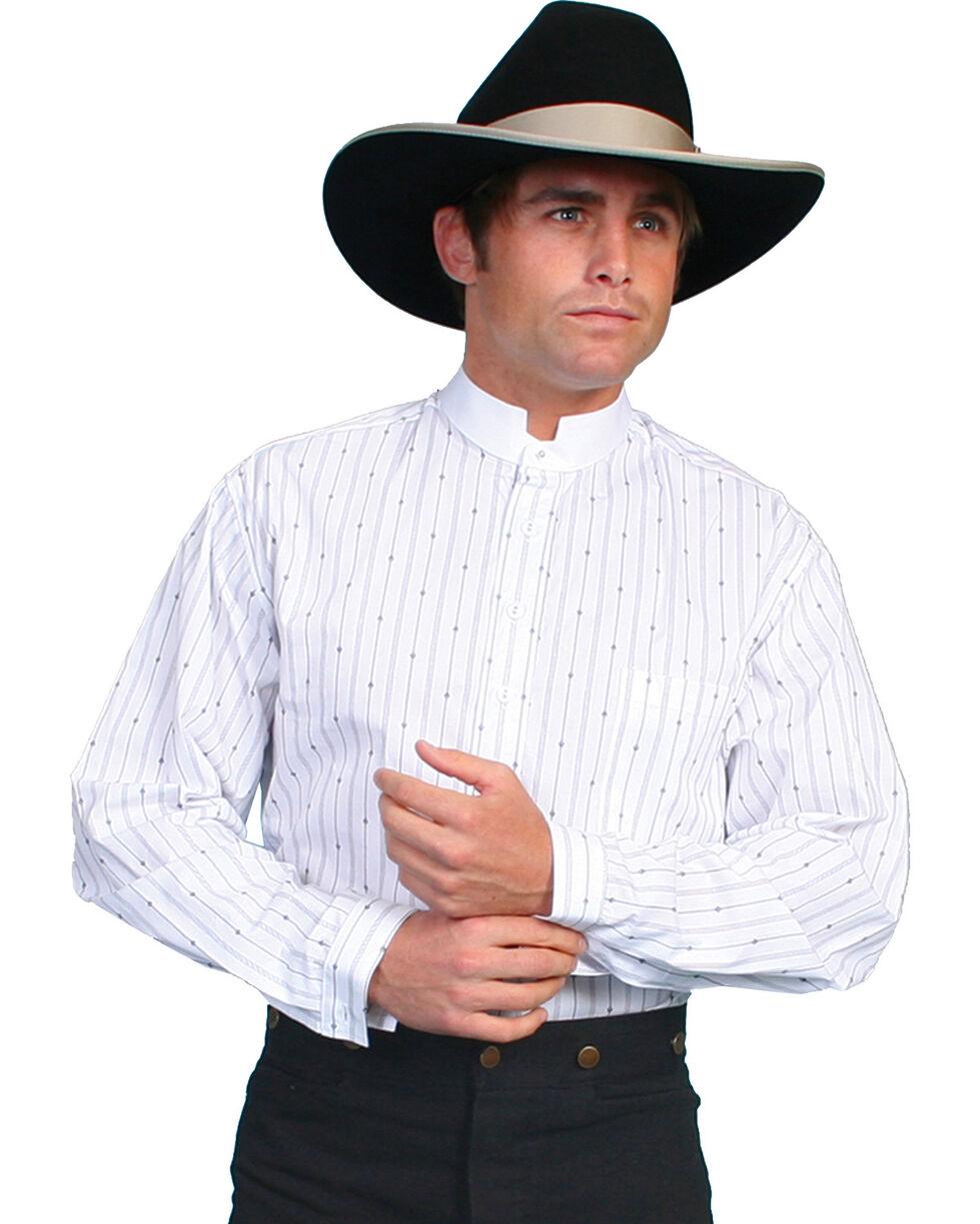Rangewear by Scully Pinkerton Stripe Shirt, White, hi-res