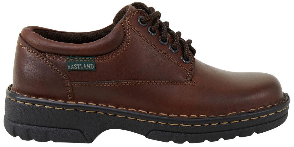 Eastland Women's Brown Plainview Oxfords , , hi-res