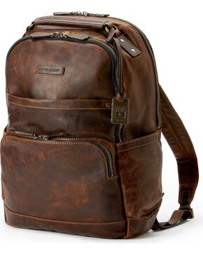 Frye Logan Backpack, Dark Brown, hi-res