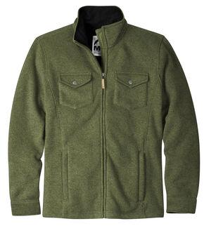 Mountain Khakis Men's Green Old Faithful Sweater, Green, hi-res