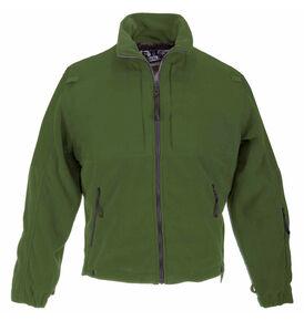 5.11 Tactical Men's Fleece Jacket - 3XL-4XL, Green, hi-res