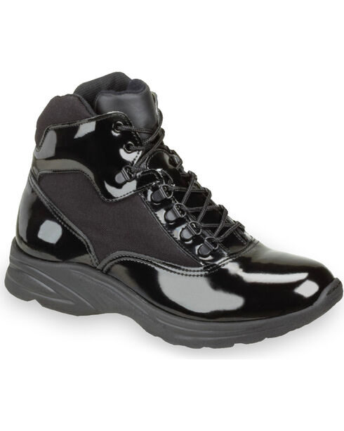 Thorogood Men's Uniform Classics Cross-Trainer Plus Boots, Black, hi-res