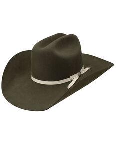 a0886f444c51f0 Resistol Mens 6X Sage Creek Western Felt Hat , Sage, hi-res