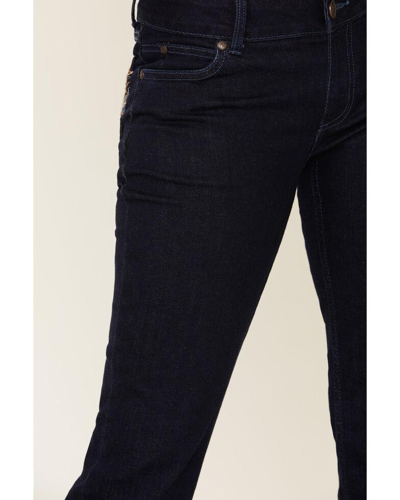 Wrangler Retro Women's Sloane Bootcut Jeans, Blue, hi-res