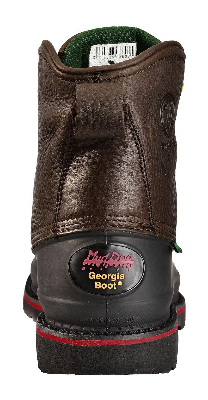 Georgia Boot Mud Dog Waterproof 6\