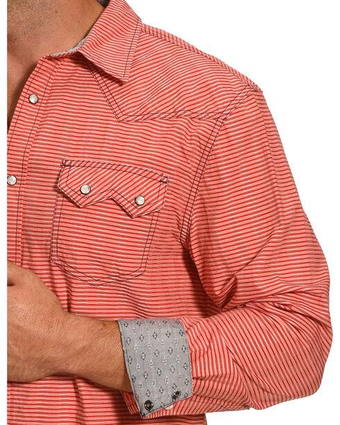 Moonshine Spirit Men's Picacho Peak Long Sleeve Shirt, Red, hi-res