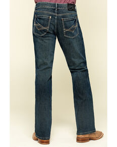Rock 47 By Wrangler Soundtrack Stretch Slim Bootcut Jeans , Blue, hi-res