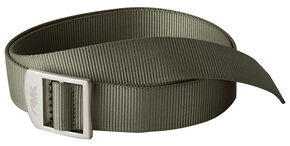 Mountain Khakis Green Webbing Belt , Green, hi-res