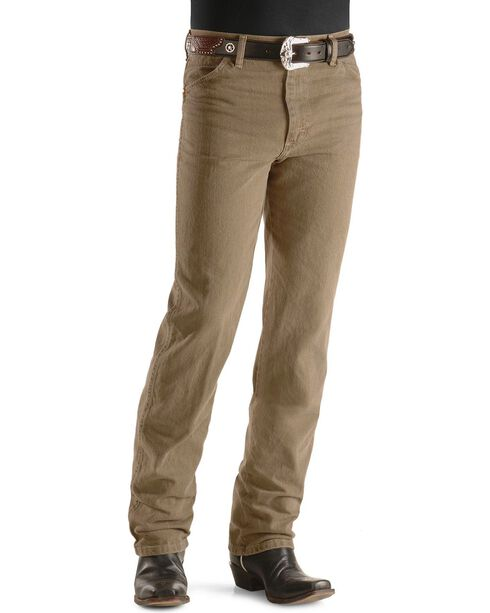 Wrangler Jeans - 936 Slim Fit Prewashed Colors, Trail Dust, hi-res