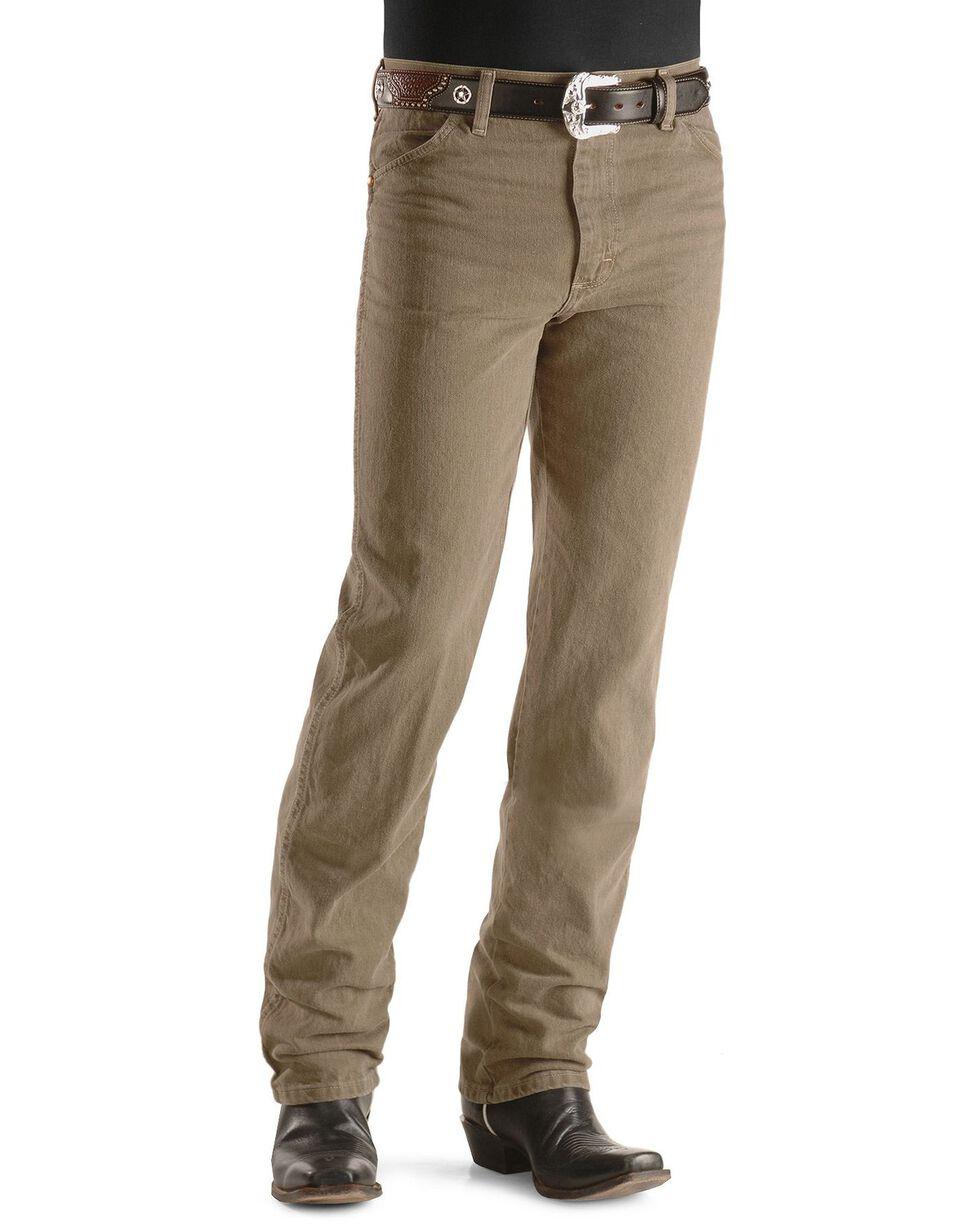 Wrangler 936 Cowboy Cut Slim Fit Jeans - Prewashed Colors, Trail Dust, hi-res