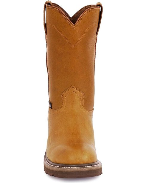 Justin Men's JOW Worker II Pull On Boots - Round Toe, , hi-res