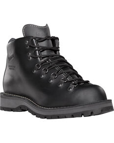 Danner Men's Mountain Light II Hiking Boots, Black, hi-res