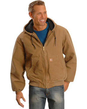 Carhartt Sandstone Active Jacket, Brown, hi-res