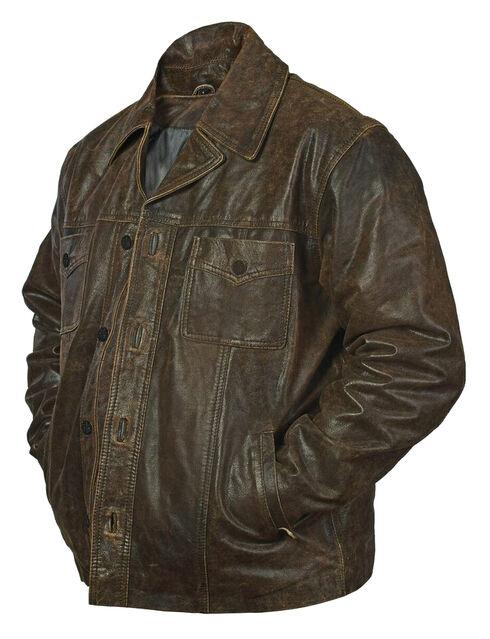 STS Ranchwear Men's Preacher Jacket - 4XL, , hi-res