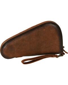 STS Ranchwear Foreman Pistol Case - Large, Brown, hi-res