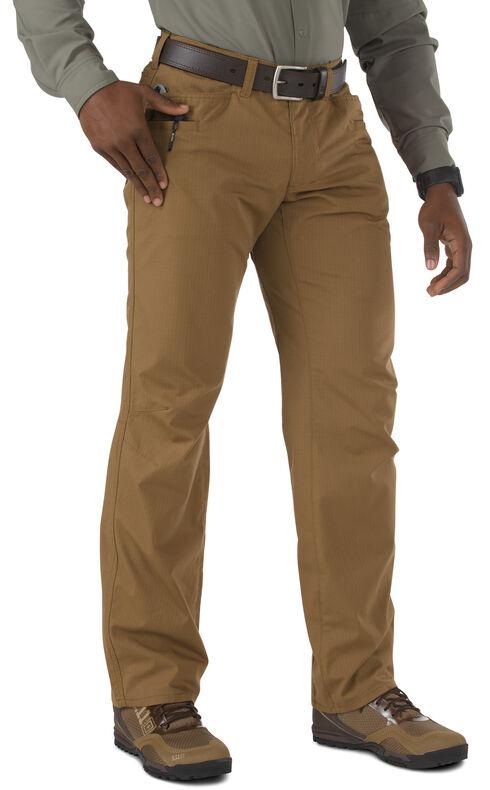 5.11 Tactical Ridgeline Pants, Brown, hi-res