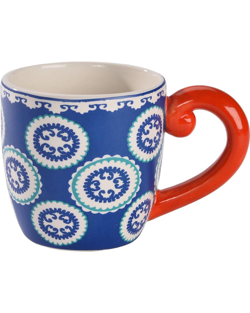 BB Ranch Boho Fun Ceramic Mug, Multi, hi-res